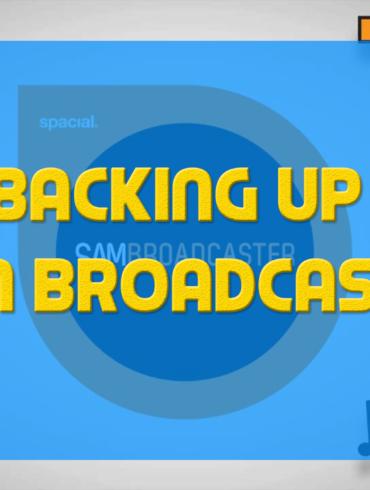 Backing-Up-SAM-Broadcaster