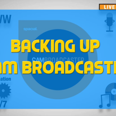Backing-Up-SAM-Broadcaster