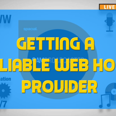 Getting a Reliable Web Host Provider